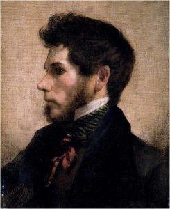 friedrich-von-amerling-portrait