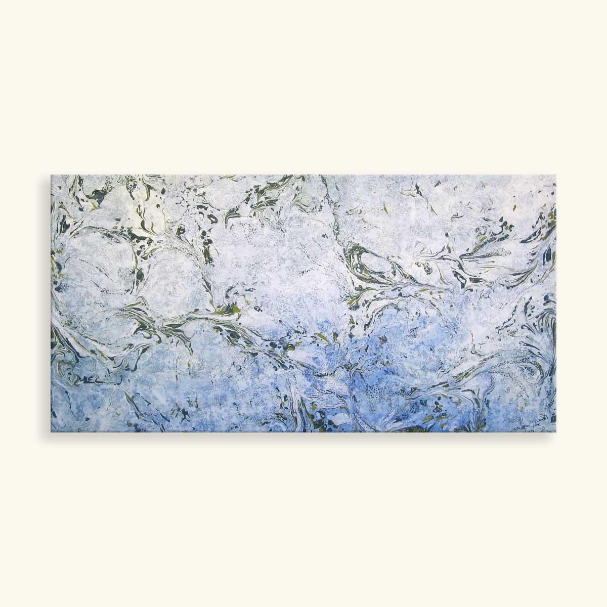 gürel ebrusu özgün kompozisyon No 29