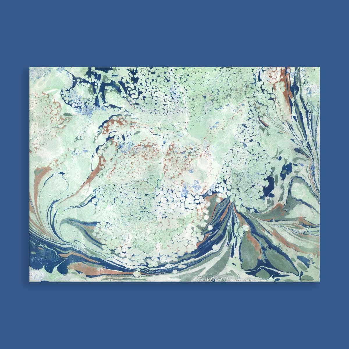 gürel ebrusu özgün kompozisyon No 39