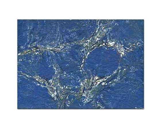 peyami gürel gürel ebrusu özgün kompozisyon No 05