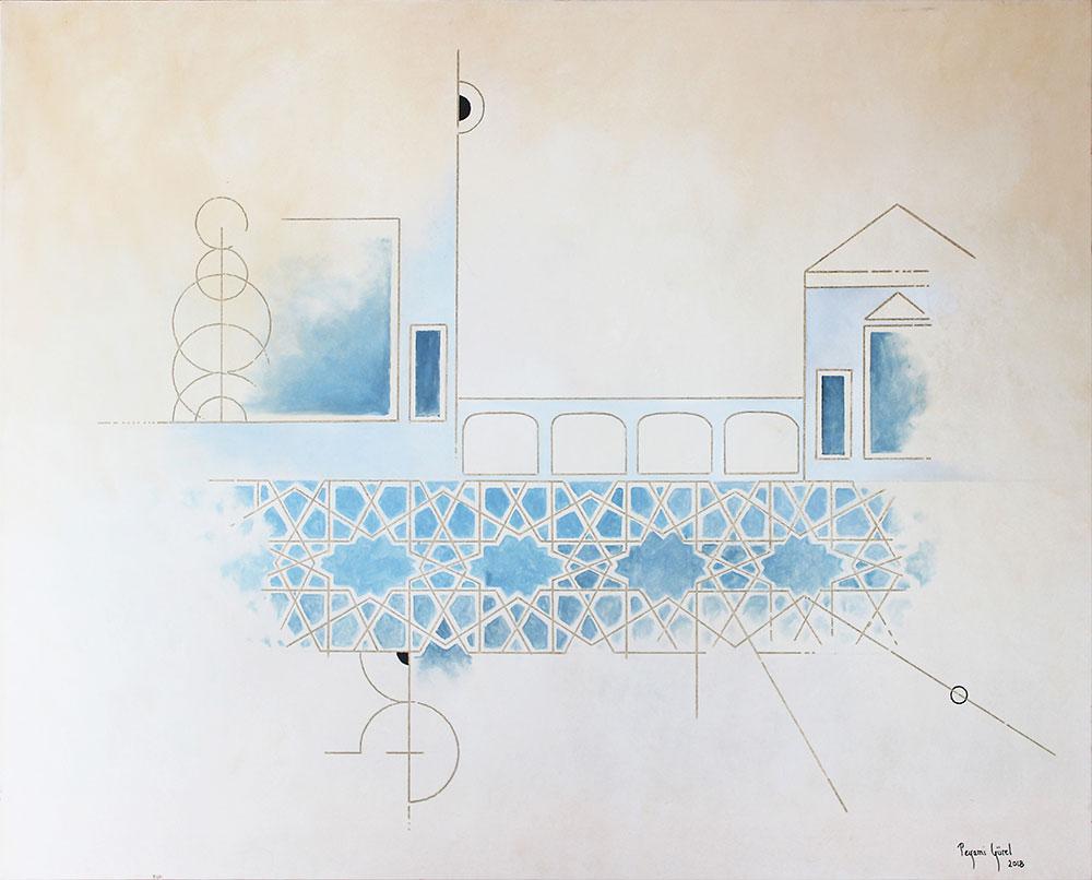 peyami gürel Mütevazi ve Hayali Bir Saray Kapısı Tasarımı