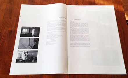 New York Sergisi Katalog Metni