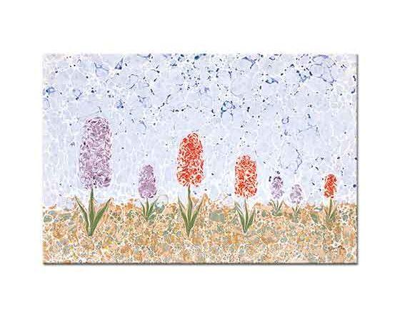 peyami gürel sümbül bahçesi kompozisyon No 01