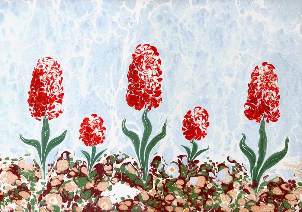peyami gürel sümbül bahçesi kompozisyon No 02