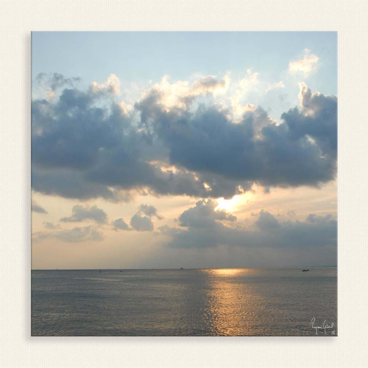 Maltepe'de Günbatımı