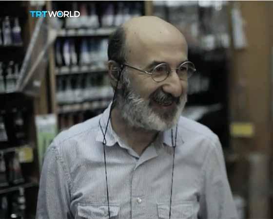 Randevu TRT World Peyami Gürel